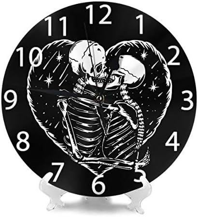 Clock skull _image4