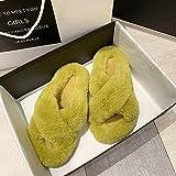 Zapatillas casa Hombre Bota,Mao Shoes Shoes Women Wear Otoño e...