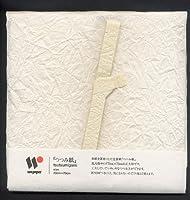 「つつみ紙」カラー 白70×70cm