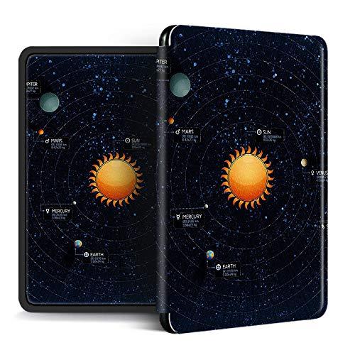 EWUEJNK Hülle Für Kindle,Ultra Dünne Magnetische Smart Soft Silikon Abdeckung Für...