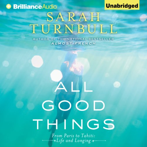 All Good Things audiobook cover art