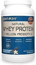 MRM All Natural Whey Protein Powder - 2 lbs -  Rich Vanilla