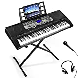 Best Electronic Keyboards - 61 Keys Electronic Keyboards Piano Keyboard Electric Piano Review
