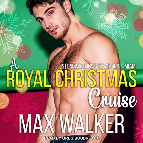 A Royal Christmas Cruise cover art