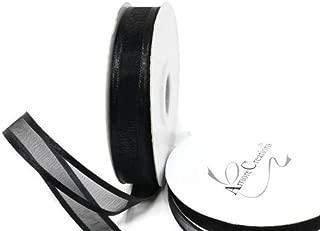 Best sheer organza ribbon with satin edge Reviews