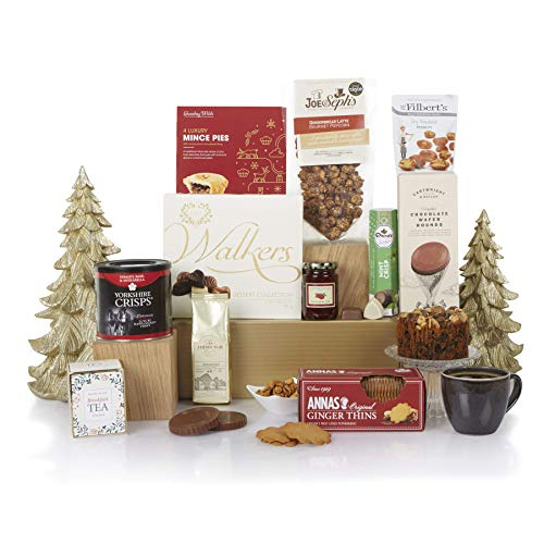 Bearing Gifts Christmas Hamper, Luxury Xmas Hampers, Gift Baskets, Food Gifts and Hamper Box