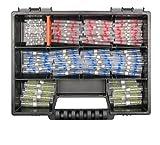 Lötverbinder 90 Teile Sortiment Set für Industrie Elektrik KFZ LKW AUTO Box 1 -