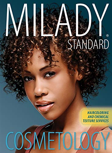 Haircoloring And Chemical Texture Services For Milady Standard Cosmetology 2012 Miladys Standard Cosmetology