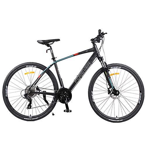Nengge Mountainbike voor dames, 26 inch, 27 versnellingen, licht aluminium frame vooraan