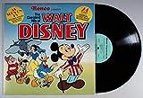 Ronco Presents The Greatest Hits Of Walt Disney LP