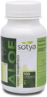 SOTYA - SOTYA Aloe Vera 100 comprimidos masticables 1gr
