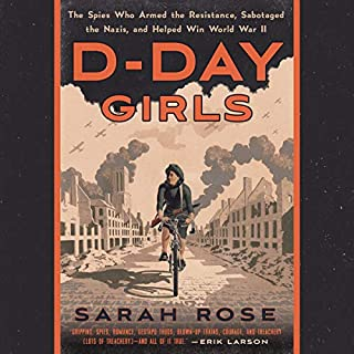D-Day Girls cover art