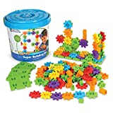 Product Image of the Learning Resources Gears! Gears! Gears! Super Building Toy Set, Puzzle, 150...