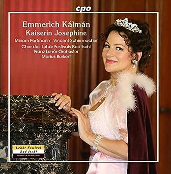 Kálmán: Kaiserin Josephine