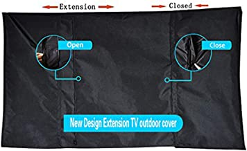Extension TV Outdoor Cover (48