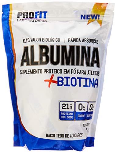 Albumina 1 Kg - Natural, Profit