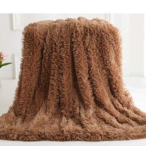 Mantas Para Sofa Decorativas De Pelo Largo mantas para sofa  Marca DYWER