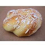 Gazechimp Knstliche Realistische Brot Lebensmittel fr Imitation Kche Pretend Decor / Kinder Lernspielzeug / Haus Zimmer Tisch Dekoration - Blumen-Form-Brot