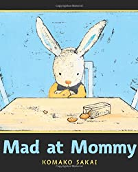 Mad at Mommy book