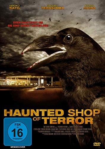 Haunted Shop of Terror