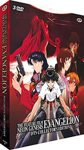 Neon Genesis Evangelion-The Feature Film [Édition Collector DTS]