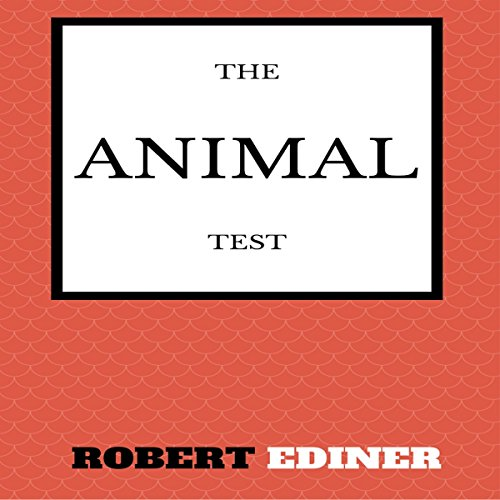 The Animal Test audiobook cover art
