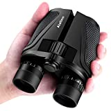 12x25 Binoculars for Adults, Alatino Compact Binoculars for Bird Watching, Travel, Theater, Concerts, Cruise, Sports Games, Hiking and Road Trip