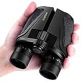 Best Football Binoculars - 12x25 Binoculars for Adults, Alatino Compact Binoculars Review