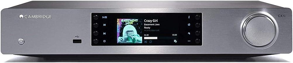 $899 Get Cambridge Audio CXN v2 Network Player Silver CU