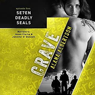 Crave audiobook cover art