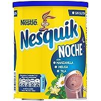 Nestlé Nesquik Noche Cacao Soluble Instantáneo, Bote 6x400g