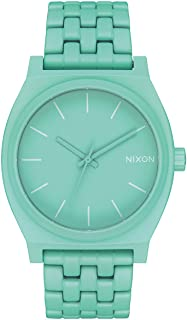 Nixon Time Teller A045. 100m Water Resistant Watch (37mm Stainless Steel Watch Face)