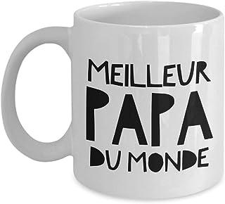 Cadeau Papa – MEILLEUR PAPA DU MONDE – Cadeaux F & ecirc; te des P &..