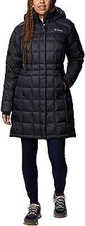 Womens Hexbreaker Long Down Jacket