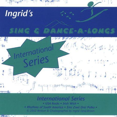 Ingrid's Sing & Dance-A-Longs