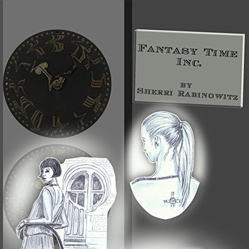 Fantasy Time Inc. audiobook cover art