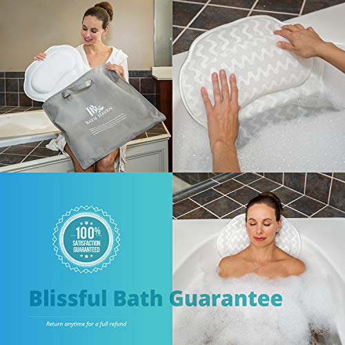 Luxurious Bath Pillow for Women