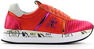 PREMIATA Luxury Fashion Womens CONNY3615 Red Sneakers |