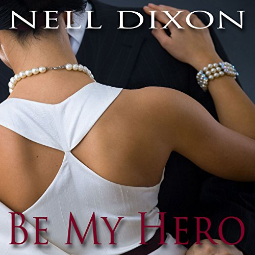 Be My Hero audiobook cover art