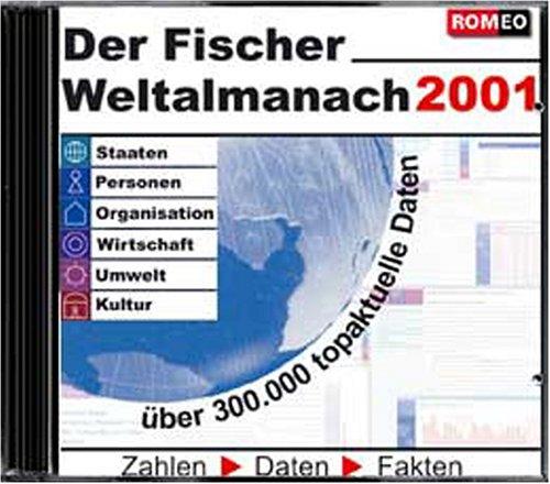 Der Fischer Weltalmanach 2001