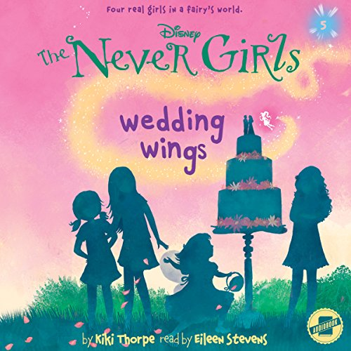 Wedding Wings audiobook cover art