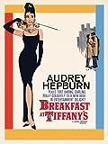 Audrey Hepburn WDC90003 - Lienzo de Audrey Hepburn en Breakfast at Tiffany's