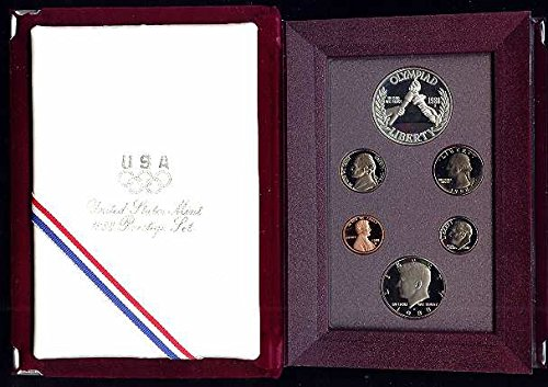 1988 S US Prestige Proof Set In original packaging from Online limited product mint Max 85% OFF Pro