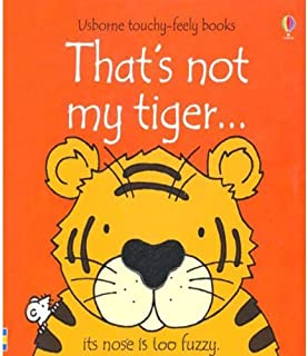 That's Not My Tiger by Fiona Watt - Board Book