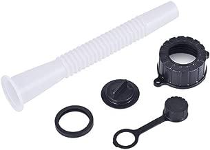 OCPTY fits for Replacement Gas Can Spout Parts Vent Cap Gasket Stopper Spout Cap