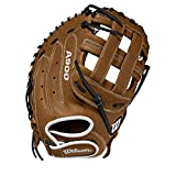Wilson Aura 33' Fastpitch Catcher's Mitt - Right Hand Throw