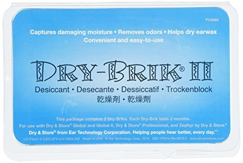 Dry Brik II Desiccant Blocks 9-Pack by Dry Brik II