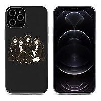 iPhone12/12Pro/12Pro Max/12mini ケース クイーン アイフォン12/12Proケース アイフォン12Pro Max/12miniケース兼用 透明 アイフォン12/12Proカバー アイフォン12Pro Max/12miniカバー互換性のある TPUバンパー スマホケース 耐衝撃 多機能スマホケース 軽量 携帯ケース 防塵 耐汚れ 滑り防止 全面保護