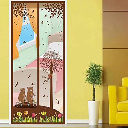 cortinas de exterior para puertas tela