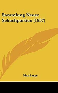 Sammlung Neuer Schachpartien (1857)